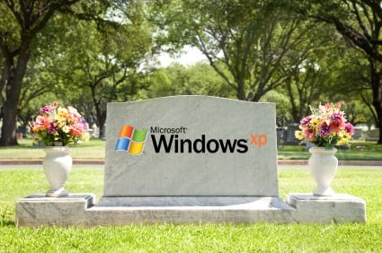 Still Using Windows XP? Better Think Again
