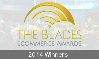 Winners of the Blades Ecommerce Awards 2014