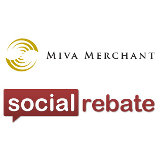 Miva Merchant Expands into Social Commerce with Social Rebate Partnership