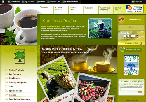 Green Tree Coffee