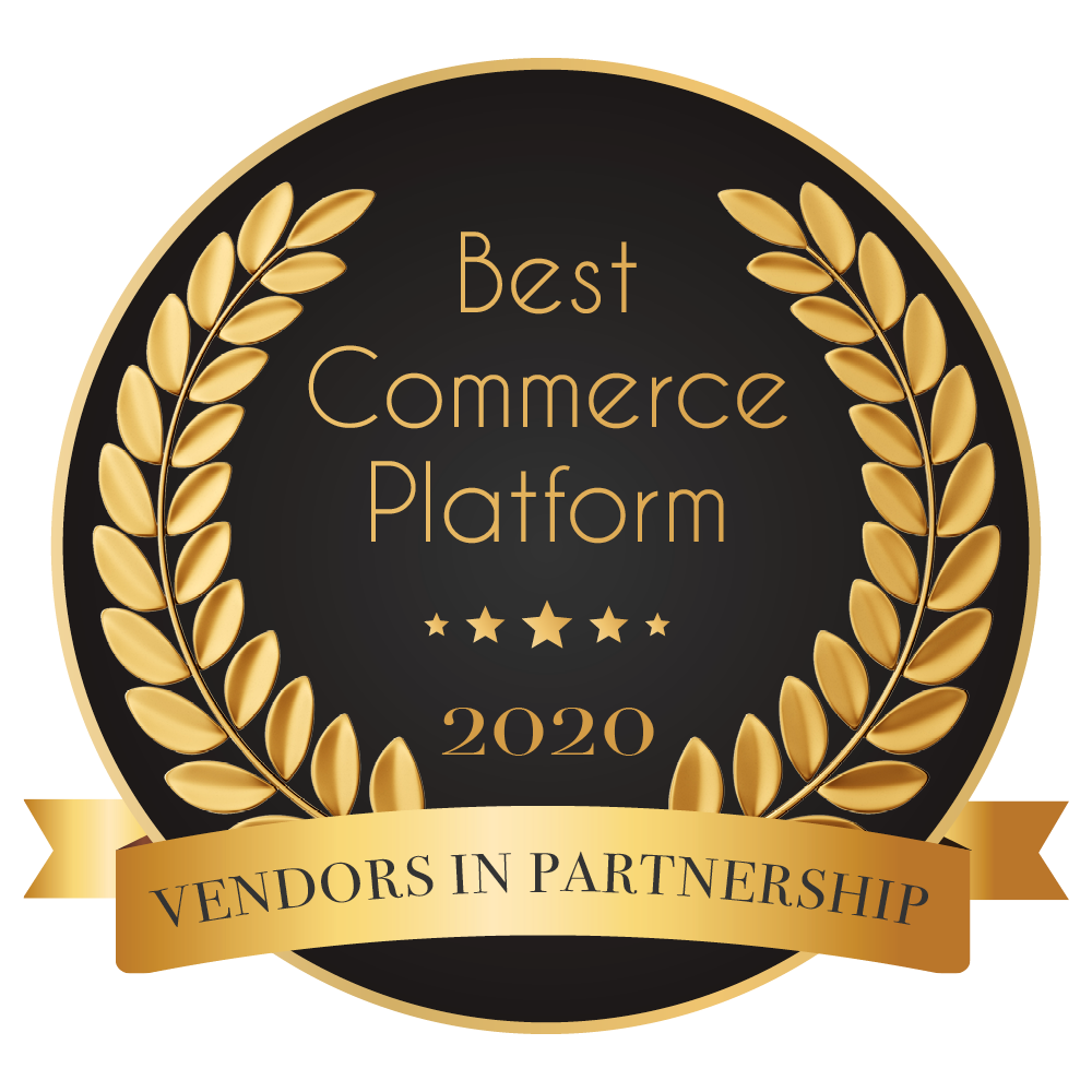 VIP Award Best Commerce Platform