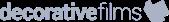 Decorative Films logo.