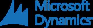 Microsoft Dynamics Logo.