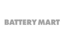 Battery Mart logo.