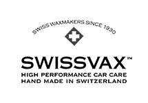 Swizzvax logo.