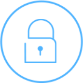 Icon of a padlock.