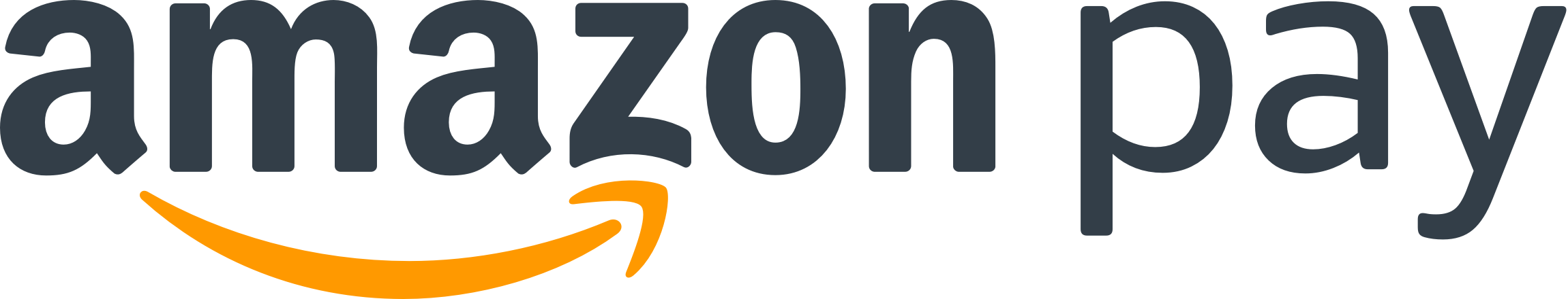 Amazon Pay logo.