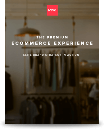 The Premium Ecommerce Experience Whitepaper